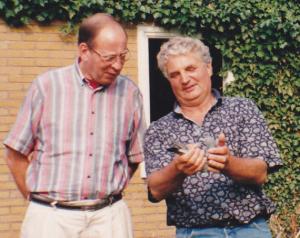 "Hans, Wim en ""Sheila"""